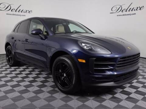 2020 Porsche Macan for sale at DeluxeNJ.com in Linden NJ