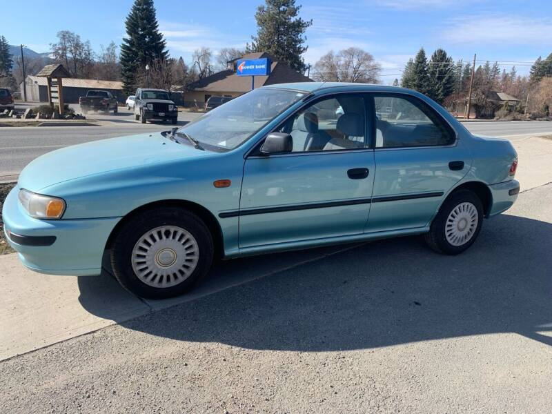 1993 Subaru Impreza for sale at Harpers Auto Sales in Kettle Falls WA