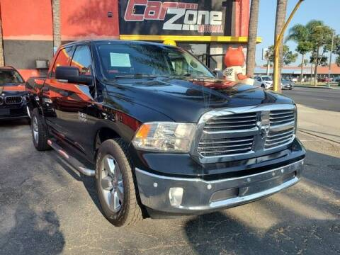 2016 RAM Ram Pickup 1500 for sale at Carzone Automall in South Gate CA