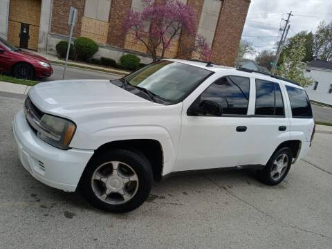 2007 Chevrolet TrailBlazer for sale at Your Car Source in Kenosha WI