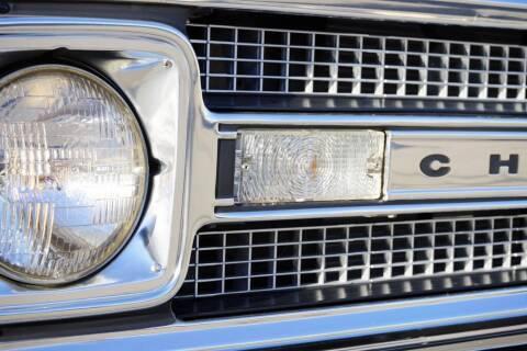 1969 Chevrolet Blazer