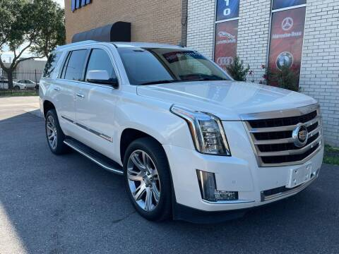 2015 Cadillac Escalade for sale at Auto Imports in Houston TX