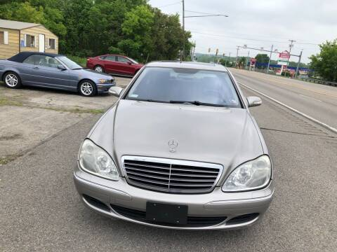 2006 Mercedes-Benz S-Class for sale at Stan's Auto Sales Inc in New Castle PA