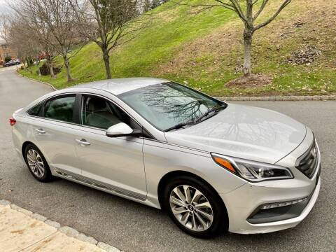 2015 Hyundai Sonata for sale at Jordan Auto Group in Paterson NJ