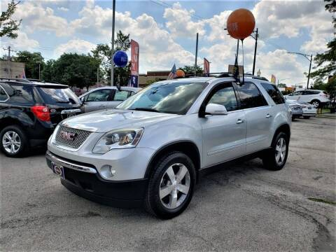 2011 GMC Acadia for sale at AutoBank in Chicago IL
