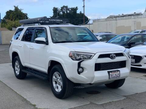 2016 Toyota 4Runner for sale at H & K Auto Sales & Leasing in San Jose CA