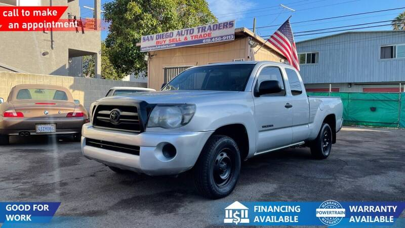 2005 Toyota Tacoma for sale at San Diego Auto Traders in San Diego CA