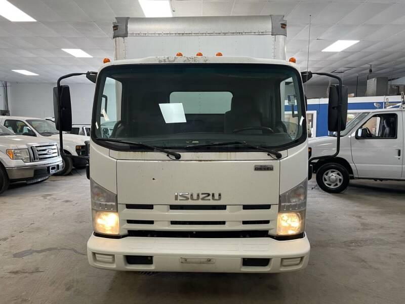 2011 Isuzu NQR for sale in Houston, TX