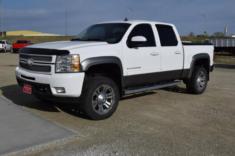 2013 Chevrolet Silverado 1500 for sale at Tripe Motor Company in Alma NE