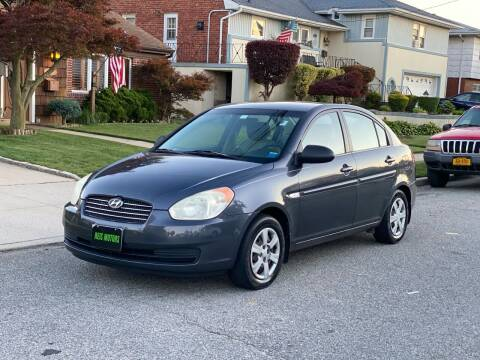2007 Hyundai Accent for sale at Reis Motors LLC in Lawrence NY