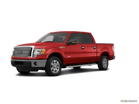 2012 Ford F-150 for sale at Jamerson Auto Sales in Anderson IN