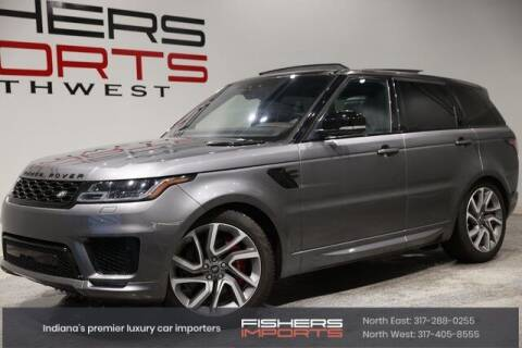 2019 Land Rover Range Rover Sport for sale at Fishers Imports in Fishers IN