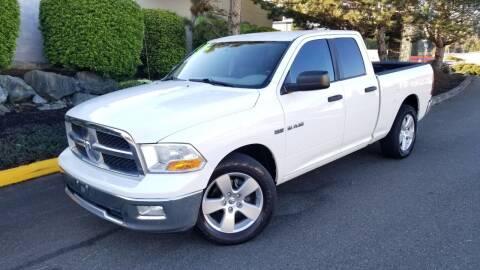 2009 Dodge Ram Pickup 1500 for sale at SS MOTORS LLC in Edmonds WA