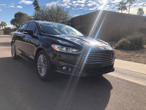 2014 Ford Fusion Hybrid for sale at Arizona Hybrid Cars in Scottsdale AZ