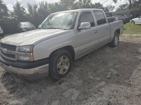 2005 Chevrolet Silverado 1500 for sale at JacksonvilleMotorMall.com in Jacksonville FL