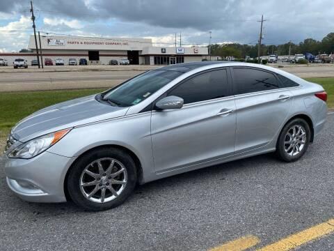 2012 Hyundai Sonata for sale at Double K Auto Sales in Baton Rouge LA