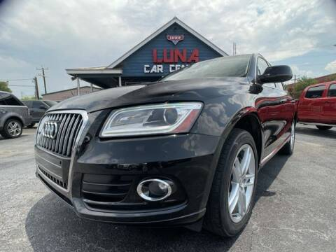 2015 Audi Q5 for sale at LUNA CAR CENTER in San Antonio TX