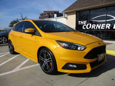2015 Ford Focus for sale at Cornerlot.net in Bryan TX