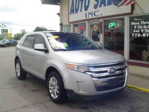 2011 Ford Edge for sale at G & L Auto Sales Inc in Roseville MI
