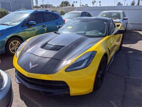 2014 Chevrolet Corvette for sale at Camelback Volkswagen Subaru in Phoenix AZ