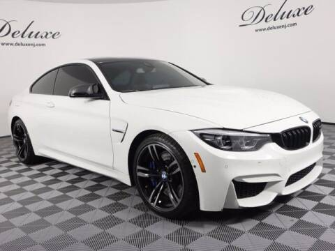 2018 BMW M4 for sale at DeluxeNJ.com in Linden NJ