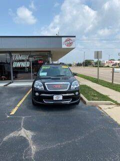 2012 GMC Acadia for sale at Stach Auto in Janesville WI