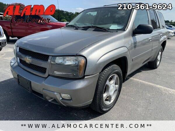 2009 Chevrolet TrailBlazer for sale at Alamo Car Center in San Antonio TX