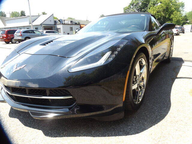 2015 Chevrolet Corvette for sale at Wayland Automotive in Wayland MA