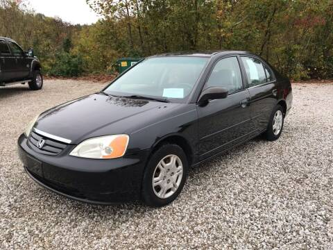 2002 Honda Civic for sale at 64 Auto Sales in Georgetown IN