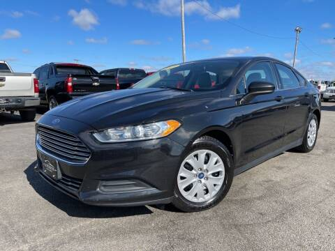2013 Ford Fusion for sale at Superior Auto Mall of Chenoa in Chenoa IL