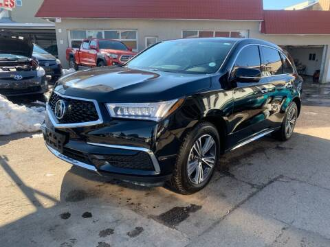2018 Acura MDX for sale at STS Automotive in Denver CO