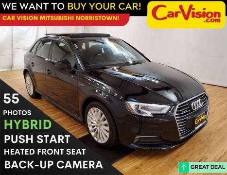 2017 Audi A3 Sportback e-tron for sale at Car Vision Mitsubishi Norristown in Trooper PA