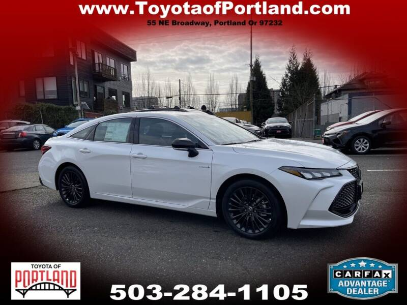2021 Toyota Avalon Hybrid for sale in Portland, OR