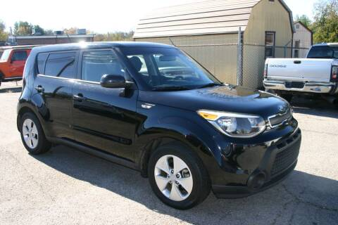 2014 Kia Soul for sale at RIVERSIDE CUSTOM AUTOMOTIVE in Mc Minnville TN