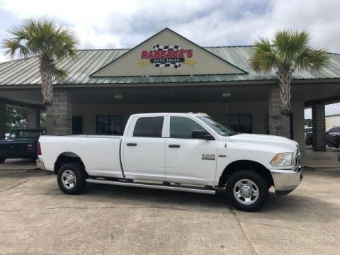 2013 RAM Ram Pickup 2500 for sale at Rabeaux's Auto Sales in Lafayette LA