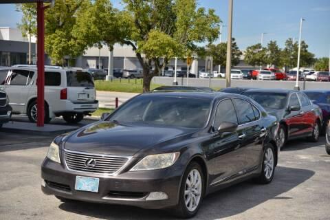 2008 Lexus LS 460 for sale at Motor Car Concepts II - Kirkman Location in Orlando FL