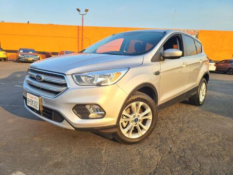2019 Ford Escape for sale at City Motors in Hayward CA