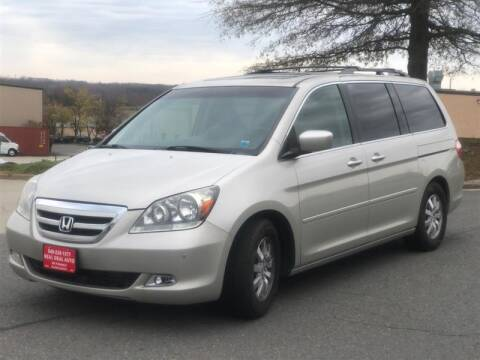 2006 Honda Odyssey for sale at Real Deal Auto in Fredericksburg VA