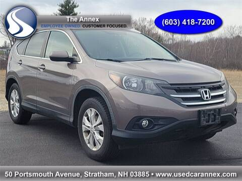 2013 Honda CR-V for sale at The Annex in Stratham NH