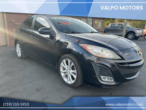 2010 Mazda MAZDA3 for sale at Valpo Motors in Valparaiso IN