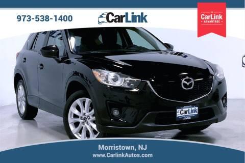 2013 Mazda CX-5 for sale at CarLink in Morristown NJ