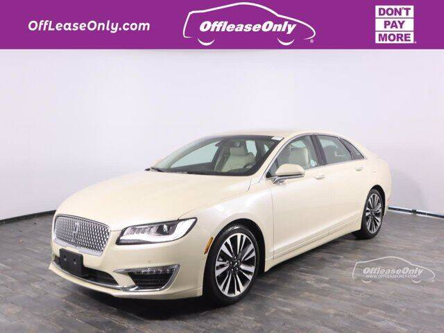 2018 Lincoln MKZ for sale in North Lauderdale, FL