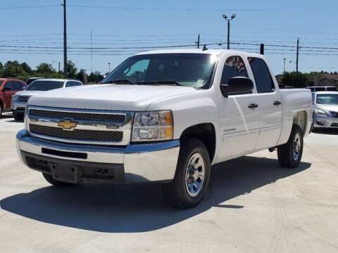 2013 Chevrolet Silverado 1500 for sale at Best Auto Sales LLC in Auburn AL
