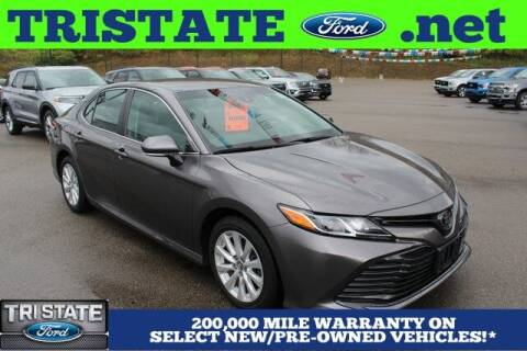 2018 Toyota Camry for sale at Tri State Ford in East Liverpool OH