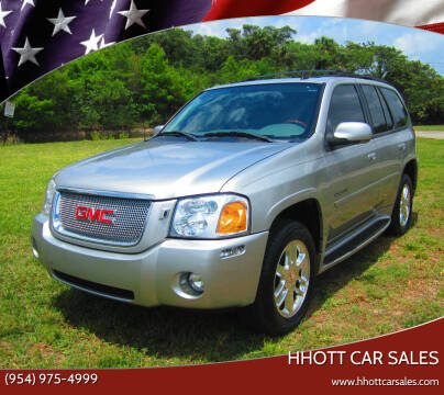 2006 GMC Envoy for sale at HHOTT CAR SALES in Deerfield Beach FL