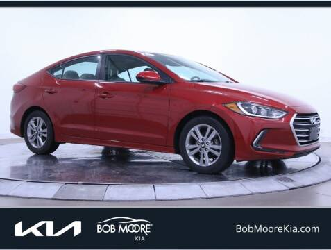 2018 Hyundai Elantra for sale at Bob Moore Kia in Oklahoma City OK