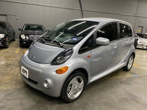 2016 Mitsubishi i-MiEV for sale at EA Motorgroup in Austin TX