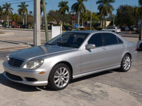 2006 Mercedes-Benz S-Class for sale at Lifetime Automotive Group in Pompano Beach FL