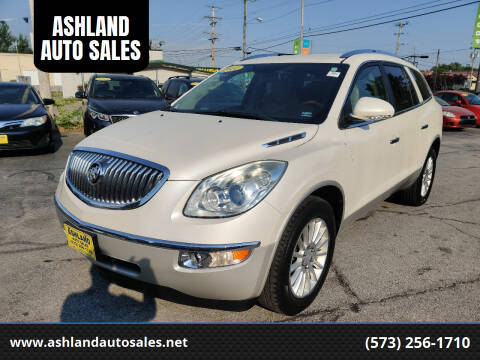 2011 Buick Enclave for sale at ASHLAND AUTO SALES in Columbia MO