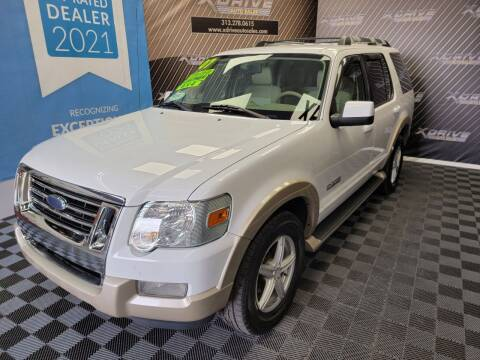 2007 Ford Explorer for sale at X Drive Auto Sales Inc. in Dearborn Heights MI